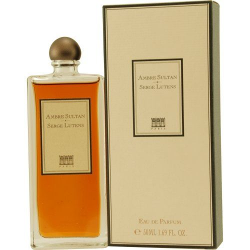 Ambre Sultan by Serge Lutens for him and her- Eau De Parfum (1.69oz/50ml) Luxury Perfum