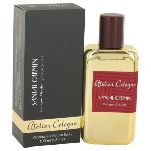 Santal Carmin Cologne Absolue a pure perfume  by Atelier Cologne- Eau de Parfum  (3.3 oz/100 ml)
