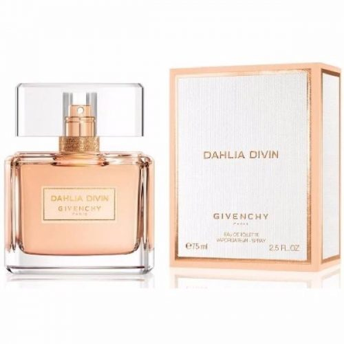 Dahlia Divin  By Givenchy for Women -Eau De Toilette   (2.5 oz/70ml)