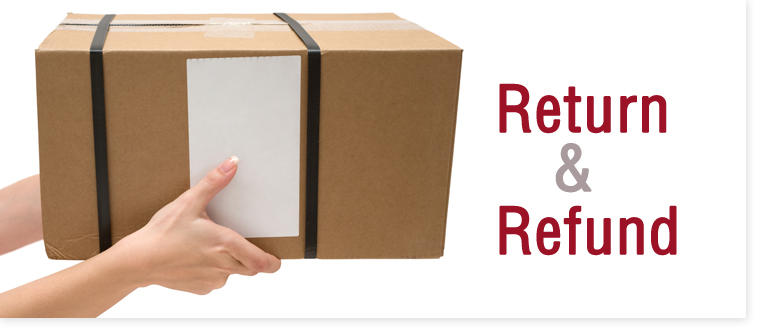 Returns & Refunds Policy - Seven Store Oman Online Shopping Store