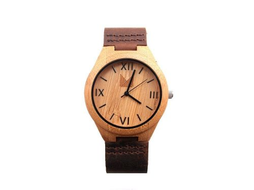 Bamboo Watch Wood L  for men