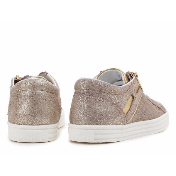 Sneakers for Women On Sale, Desert, Suede leather, 2017, 2.5 4 4.5 Hogan
