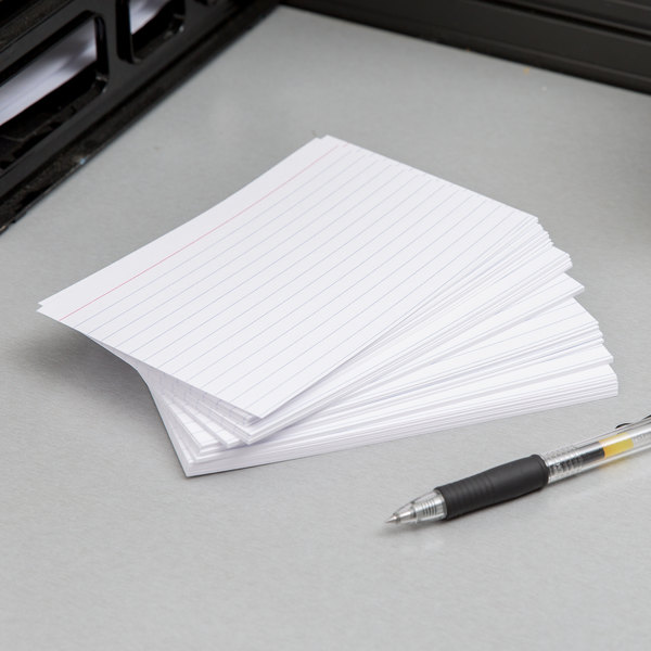 Office Paper Products