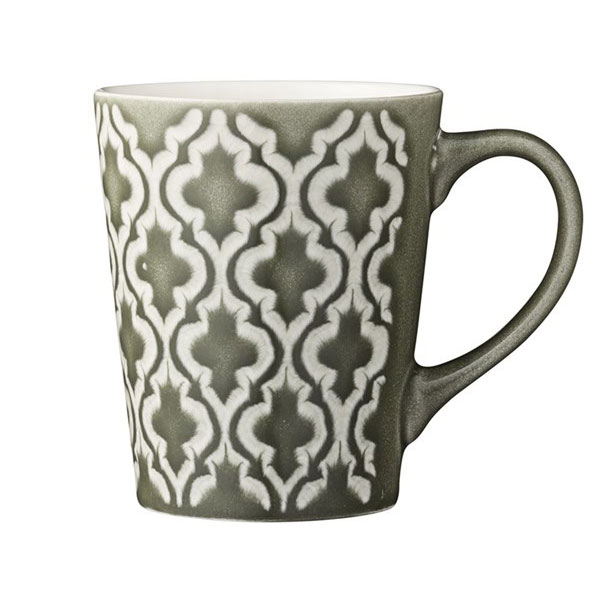 Abella mug laurel wreath 35 cl